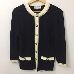 ST JOHN COLLECTION Size 10 2PC Blazer and Pants